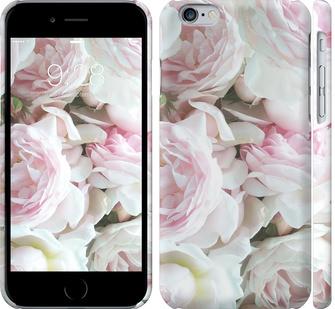 Чехол на iPhone 6s Пионы v2