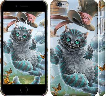 Чехол на iPhone 6 Plus Чеширский кот 2