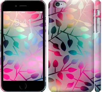 Чехол на iPhone 6s Plus Листья