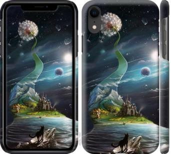 Чехол на iPhone XR Одуванчик