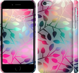 Чехол на iPhone 6s Листья