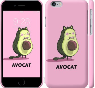 Чехол на iPhone 6 Avocat