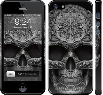 Чехол на iPhone 5s skull-ornament