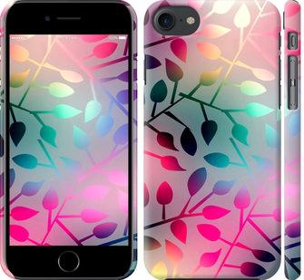Чехол на iPhone 7 Листья