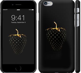 Чехол на iPhone 6 Plus Черная клубника