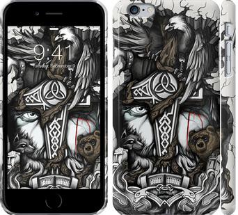 Чехол на iPhone 6s Plus Тату Викинг
