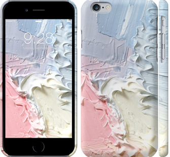 Чехол на iPhone 6s Пастель