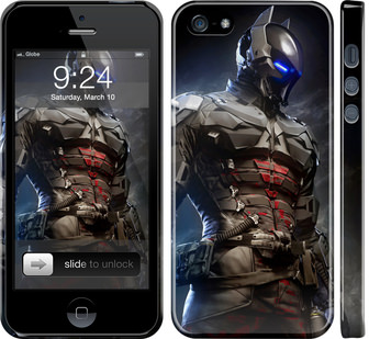 Чехол на iPhone 5 Рыцарь