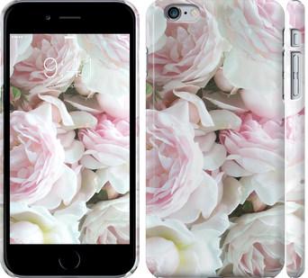 Чехол на iPhone 6s Plus Пионы v2