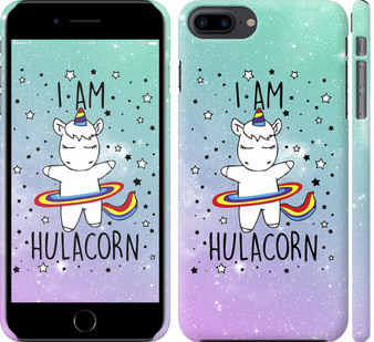 Чехол на iPhone 8 Plus Im hulacorn