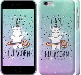 Чехол на iPhone 6s Im hulacorn