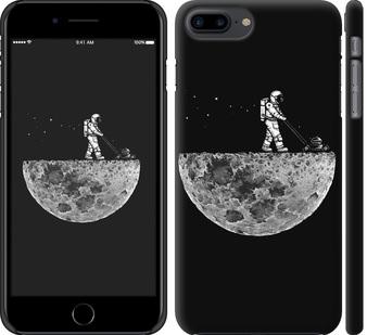 Чехол на iPhone 7 Plus Moon in dark