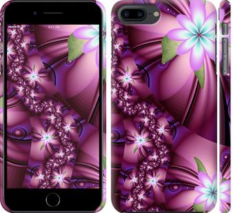 Чехол на iPhone 7 Plus Цветочная мозаика