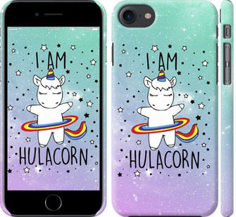 Чехол на iPhone 7 Im hulacorn