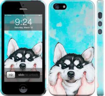 Чехол на iPhone 5 Улыбнись