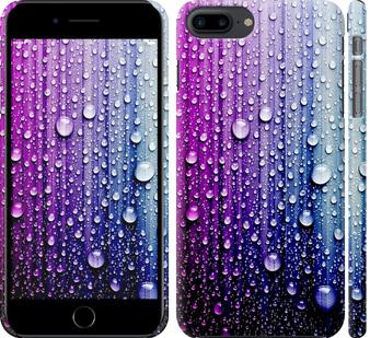 Чехол на iPhone 8 Plus Капли воды