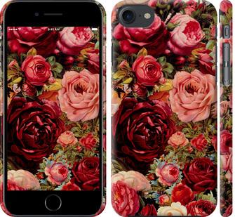 Чехол на iPhone 8 Цветущие розы