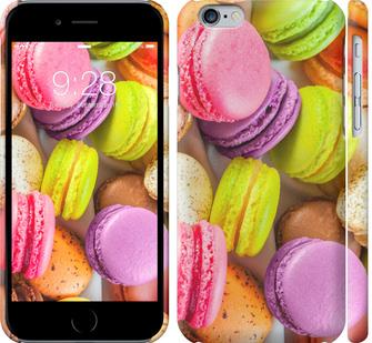 Чехол на iPhone 6s Макаруны