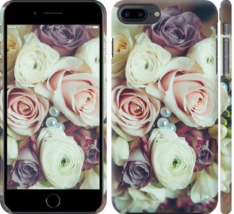 Чехол на iPhone 7 Plus Букет роз