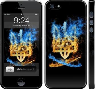 Чехол на iPhone SE Герб