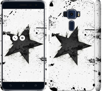 Чехол на Asus Zenfone 3 ZE520KL Звезда