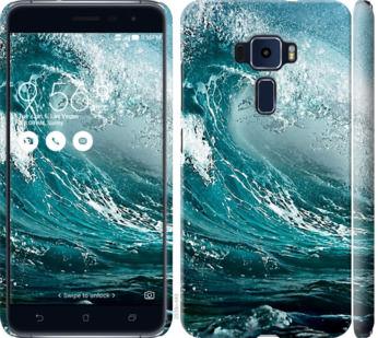 Чехол на Asus Zenfone 3 ZE520KL Морская волна