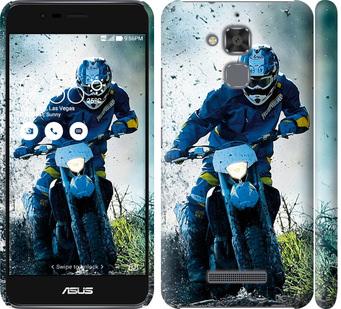 Чехол на Asus Zenfone 3 Max ZC520TL Мотокросс