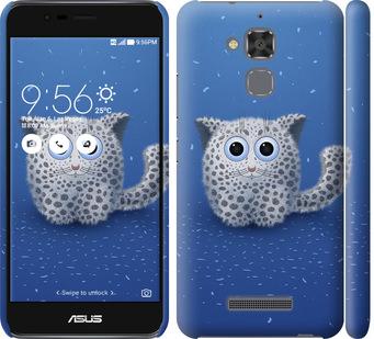 Чехол на Asus Zenfone 3 Max ZC520TL Барс