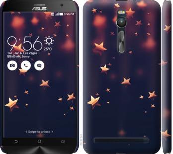 Чехол на Asus Zenfone 2 ZE551ML Падающие звезды