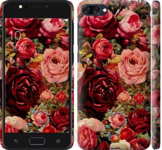 Чехол на Asus ZenFone 4 Max ZC554KL Цветущие розы
