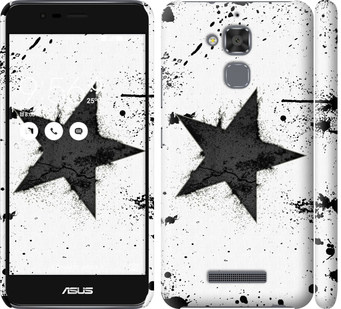 Чехол на Asus Zenfone 3 Max ZC520TL Звезда