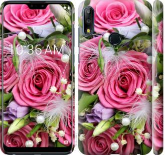 Чехол на Asus Zenfone Max Pro M2 ZB631KL Нежность