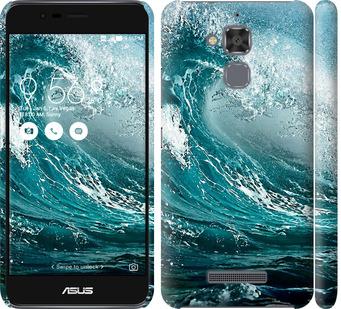 Чехол на Asus Zenfone 3 Max ZC520TL Морская волна