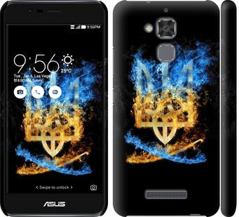 Чехол на Asus Zenfone 3 Max ZC520TL Герб