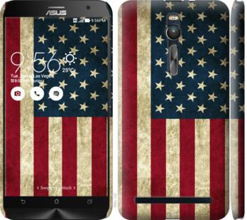 Чехол на Asus Zenfone 2 ZE551ML Флаг США