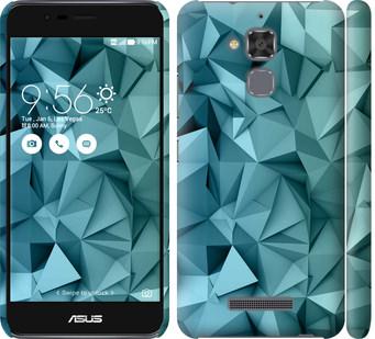 Чехол на Asus Zenfone 3 Max ZC520TL Геометрический узор v2