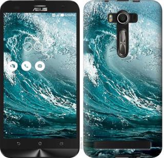 Чехол на Asus ZenFone 2 Laser 2 ZE550KL Морская волна