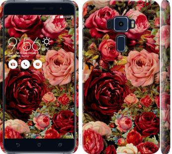 Чехол на Asus Zenfone 3 ZE520KL Цветущие розы