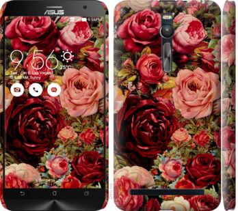 Чехол на Asus Zenfone 2 ZE551ML Цветущие розы