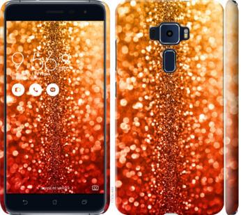 Чехол на Asus Zenfone 3 ZE520KL Звездная пыль