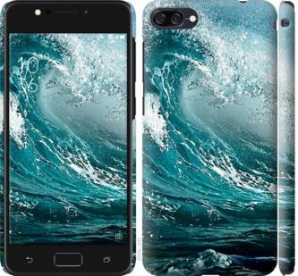 Чехол на Asus ZenFone 4 Max ZC554KL Морская волна