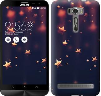 Чехол на Asus ZenFone 2 Laser ZE601KL Падающие звезды
