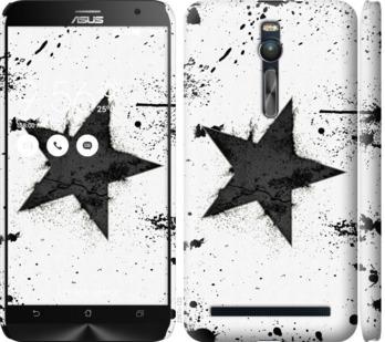 Чехол на Asus Zenfone 2 ZE551ML Звезда