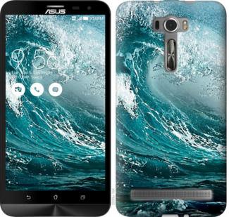 Чехол на Asus ZenFone 2 Laser ZE601KL Морская волна
