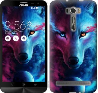 Чехол на Asus ZenFone 2 Laser ZE601KL Арт-волк