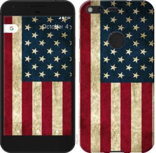 Чехол на Google PixeL 2 XL Флаг США
