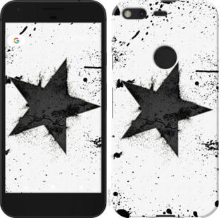 Чехол на Google PixeL 2 XL Звезда