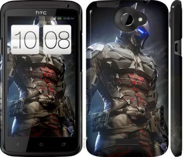 Чехол на HTC One X Рыцарь