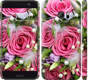 Чехол на HTC 10 Нежность
