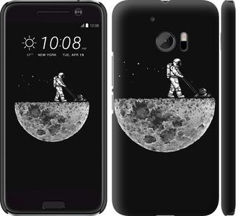 Чехол на HTC 10 Moon in dark
